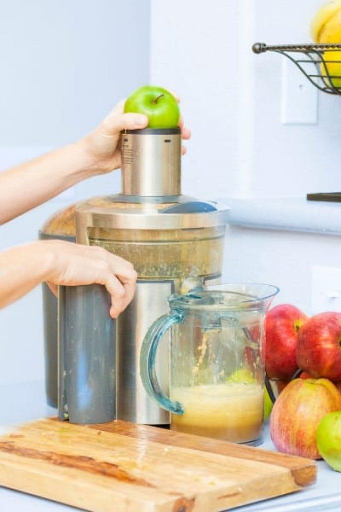nutrition of best juicer