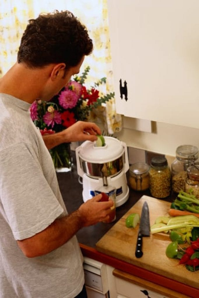 size and space requirement of juicer