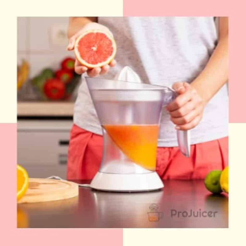 Worthy Citrus Juicer