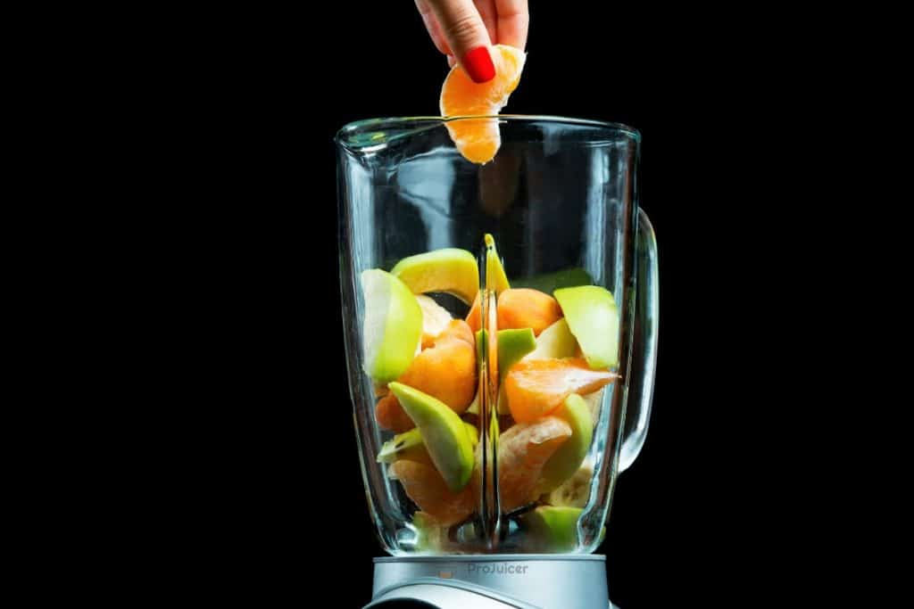 how to Juice Fruits in A Juicer Mixer Grinder